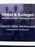 Rechtsanwalts - und Steuerkanzlei Völkel & Kvas
